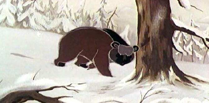 Смотреть Седой медведь