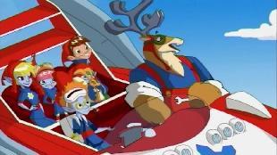 Секретная служба Санта-Клауса Сезон-1 Серия 20