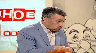 Школа доктора Комаровского Сезон-1 Инородное тело в ЖКТ и в ухе