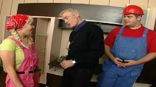 Школа ремонта Сезон 3 выпуск 15: Театр ремонта