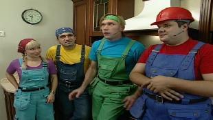 Школа ремонта Сезон 3 выпуск 60: Ремонто. Итальяно. Виртуозо