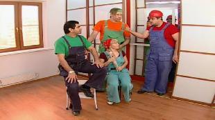 Школа ремонта Сезон 3 выпуск 76: Гармония в красном