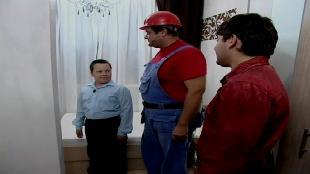 Школа ремонта Сезон 3 выпуск 98: Линкруст и ниши для Тани и Гриши