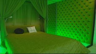 Школа ремонта Сезон 6 выпуск 9: Зеленая комната