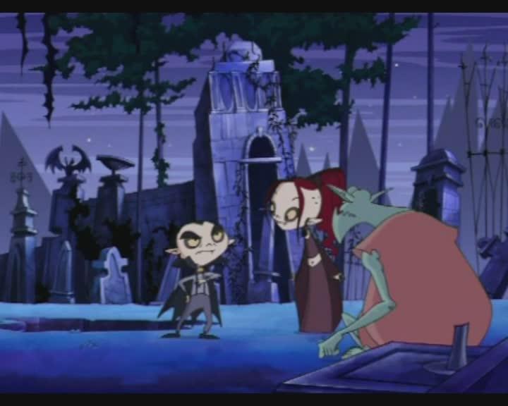 Школа вампиров Сезон 2 Тролль