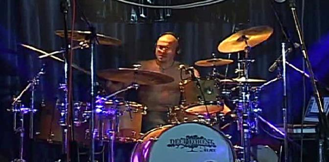 Смотреть Шоу барабанщиков Mapex Day