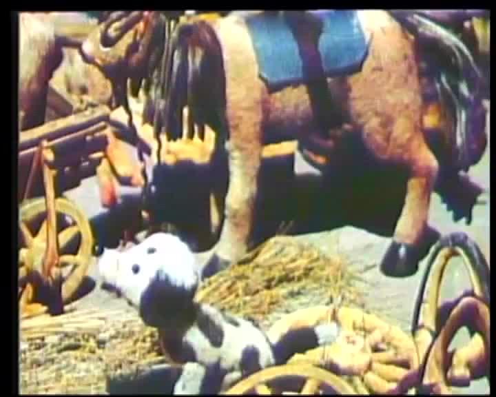 Смотреть Сказка О Карасях, Зайце и Бубликах