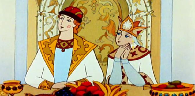 Смотреть Сказка о царе Салтане