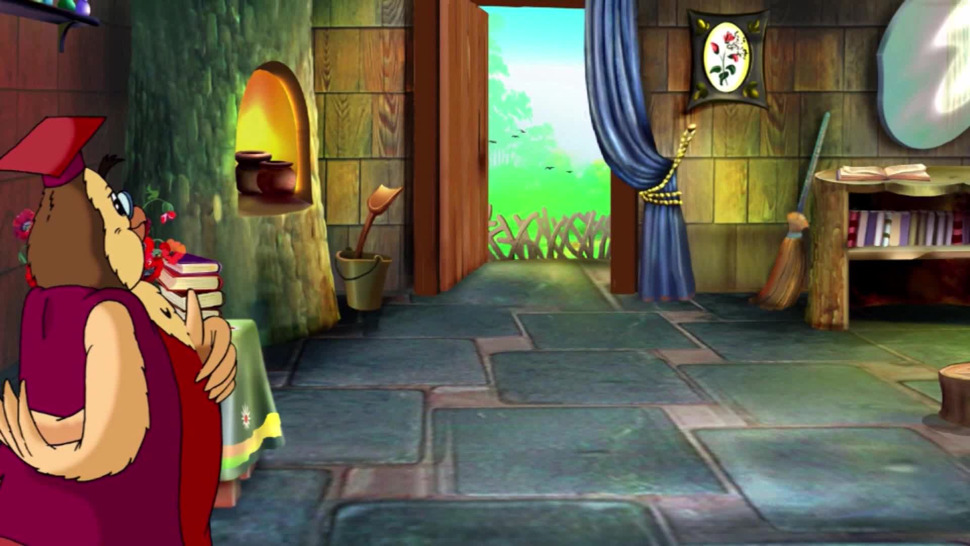Сказки тетушки Совы Сказки тетушки Совы Маленькие сказки Большого леса (Сказки тетушки Совы)