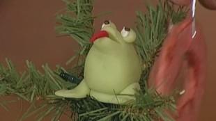 Сладкие истории 1 сезон Новогодние украшения из сладостей