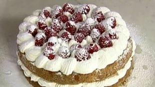 Сладкие истории 1 сезон Новогодний торт