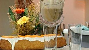 Сладкие истории 1 сезон Солнечный десерт - апельсиновый кекс