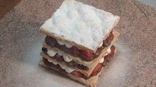 Сладкие истории 1 сезон Сырный торт