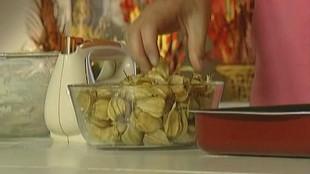 Сладкие истории 2 сезон Чай из яблок и пирог с физалисом