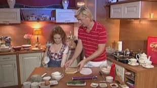 Сладкие истории 2 сезон Сырное печенье с лавандой