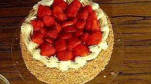 Сладкие истории 3 сезон Блинный торт