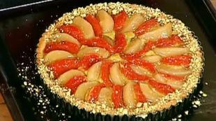 Сладкие истории 3 сезон Пирог с грейпфрутом и грушей