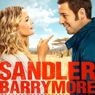 Смотреть «Смешанные» Бэрримор и Сэндлер опять вместе
