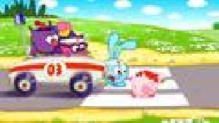 Смешарики: Азбука безопасности Сезон-1 Автомобили специального назначения