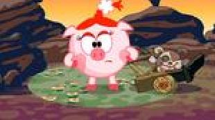 Смешарики: Азбука безопасности Сезон-1 Опасные игрушки