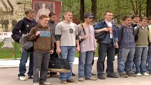 Солдаты Сезон-9 Серия 3