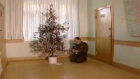 Солдаты. Здравствуй, рота, новый год Сезон-1 Серия 1