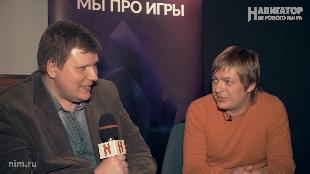 Специальные репортажи Сезон-1 Интервью с Петром Гланцем о