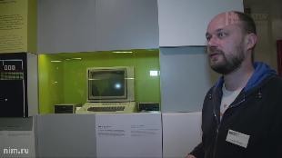 Специальные репортажи Сезон-1 Репортаж из Берлинского музея компьютерных игр