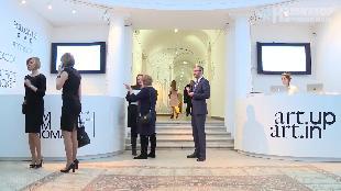 Специальные репортажи Сезон-1 Репортаж о выставке современного искусства
