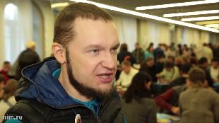 Специальные репортажи Сезон-1 Репортаж с фестиваля