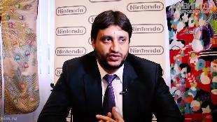 Специальные репортажи Сезон-1 Турнир Nintendo в Москве