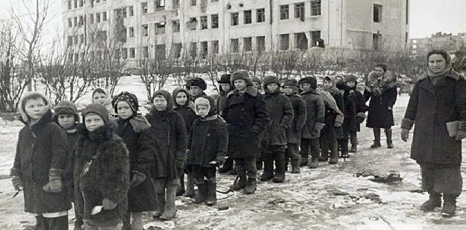Смотреть Сталинградово детство