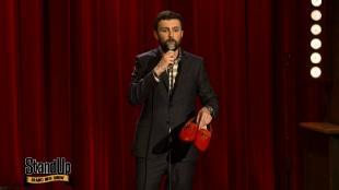 STAND UP Сезон 1 выпуск 1 - эфир 22.09.2013