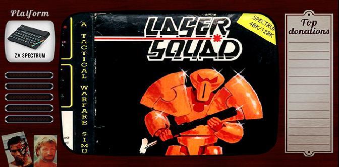 Смотреть Старые старые игры. Выпуск 18. Laser Squad на zx spectrum