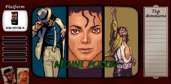 Смотреть Старые старые игры. Выпуск 5. Michael Jackson`s moonwalker на Sega System 18