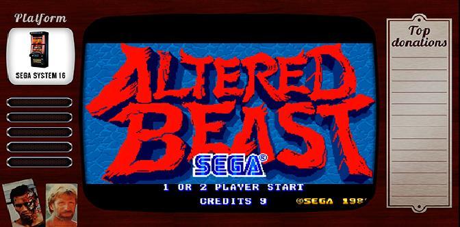 Смотреть Старые старые игры. Выпуск 6. Altered Beast на Sega System 16