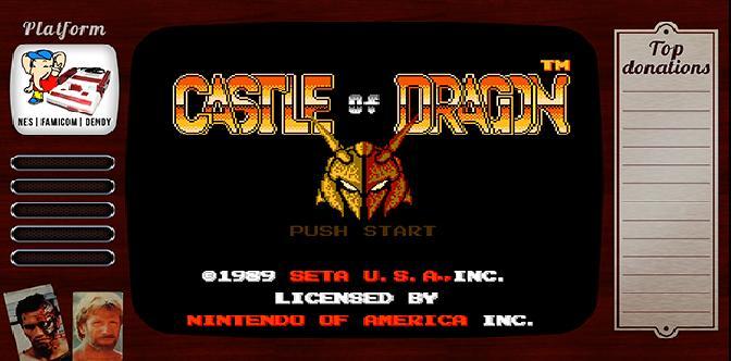 Смотреть Старые старые игры. Выпуск 8. Castle of Dragon на NES, Famicom, Денди