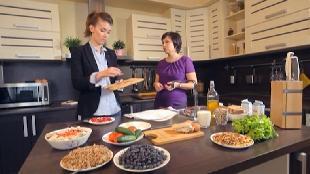 Стиль жизни Сезон-1 Тема: Комплексный завтрак. Как начинать утро правильно - когда надо просыпаться, с чего начинать завтрак, и какая физическая нагрузка должна быть по утрам?