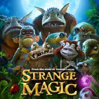 Смотреть «Странная магия» от Джорджа Лукаса