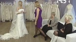 Свадебное платье 1 сезон 3 выпуск