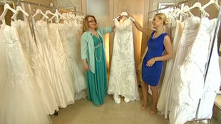 Свадебное платье 1 сезон 53 выпуск