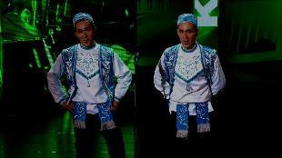 Танцы Сезон 1 серия 5. Кастинг в Казани