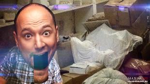 Тариф «Настырный» Сезон-1 Тариф «Настырный»: злоключения карлика-блогера, путешествующего в посылках «Почты России»