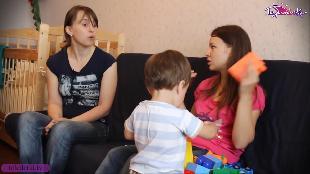 Теледетки Сезон-1 Детская истерика: как успокоить ребенка?