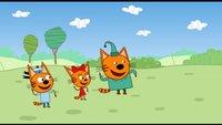 Три кота 3 сезон Новый сезон!