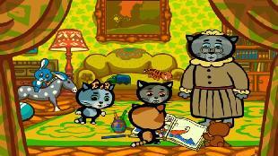 Три котёнка Сезон 4 Серия 3. Не бери чужого