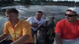 Трофеи Авалона Сезон-1 Рыболовные приключения Алексея Фадеева на базе «Авалон» (июль 2011)
