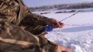 Трофеи Авалона Сезон-1 Зимняя рыбалка на Нижней Волге Часть 1
