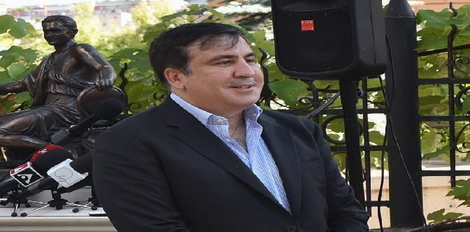 Смотреть Удар властью. Михаил Саакашвили