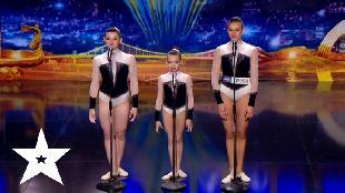 Україна має талант Україна має талант Невероятная акробатика от